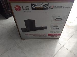 teatro en casa lg blu ray 3d w de potencia smart tv
