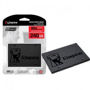 Disco duro SSD Kingston UV o 480 GB