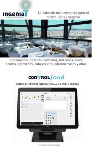 Software de facturación y control de inventarios Control
