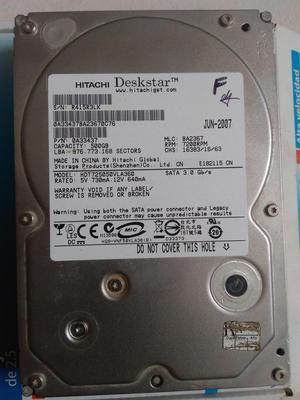 disco duro sata de 500 gb