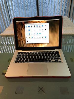 portartil Macbook Pro core i5 de 500gb como nueva