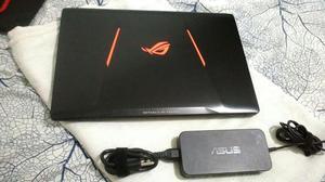 portatil asus GAMING GL553VD / CORI I de 2gb / 8 de