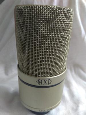 Microfono de Estudio Mxl 990