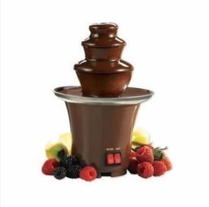 Mini Fuente de Chocolate 3 Niveles