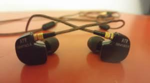 Monitores In Ears Kz Atr
