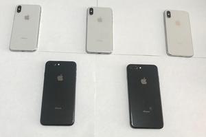 iPhone 8 y 8 Plus 64gb X 64gb y X 256gb Perfectos con