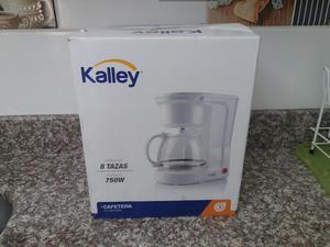 OFERTA Cafetera Kalley KCM100K Nueva!