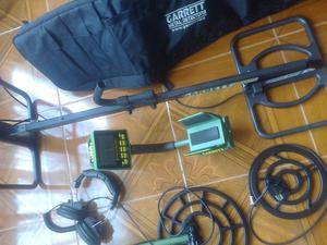 detector de metales garret gty