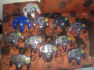 Control Nintendo 64 Joystick Full