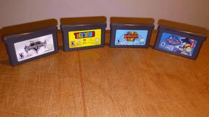 Pack / Combo Juegos Nintendo Gameboy Advance GBA: Kingdom