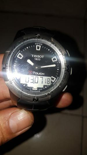 Reloj TISSOT TTOUCH II ACERO INOXIDABLE