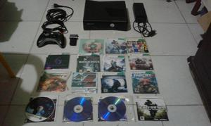 Xbox 360 Slim Excelente Estado