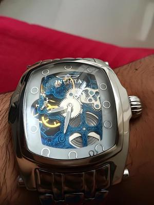 vencambio reloj invicta lupah original mecanico.