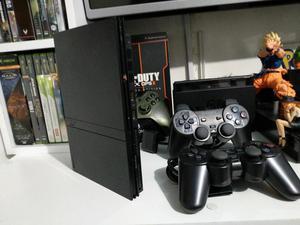 Play 2 Slim 2 Controles Nuevos 10 Juegos