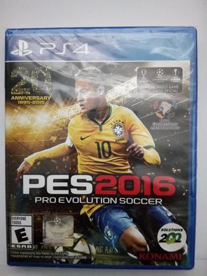 Pro Evolution Soccer  Playstation 4 Nuevo