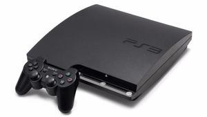 Vendo PS3 Slim Como Nuevo