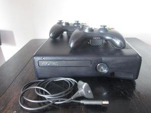Xbox 360 Slim 4G chip lt3 2 controles disco duro 250 GB