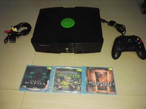 Xbox Clásico Perfecto Estado