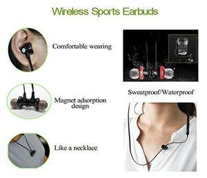 Audifonos Bluetooth 4.0 Awei A980bl/deportivo/contra Sudor /