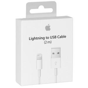 NUEVOS garantizados Apple ightning Cable Original 2 Metros