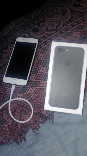 Vendo iPhone 8 Plus Full Todo, O Cambio