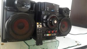 Mini Componente Lg, Cd, Mp3, Radio,usb