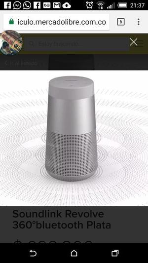 Parlante Portatil Bose Soundlink