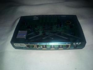 Hub Router Switch 5 Puertos Qp COM 305k Cameras $85mil
