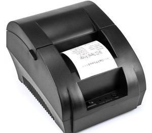 Impresora Térmica Pos 58Mm Premium para recibos ticket