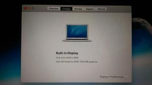 MacBook Air 13 Corei5 4GB 128GB SSD excelente estado