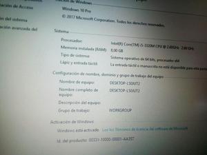 Portatil Dell Latitude E  Core I5 3g