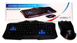 Combo Gamer unitec UC 175