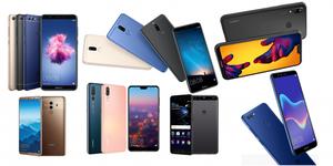 Huawei p20,p20 lite,mate10 pro,mate 10 lite, Psmart,y.