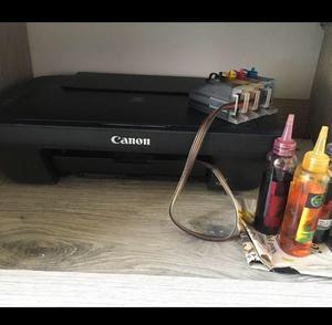 Impresora Multifuncional Tinta Continua
