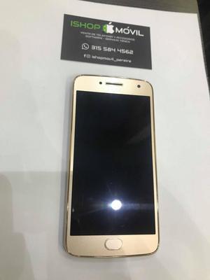 Motorola G5 plus como nuevo con factura y garantia