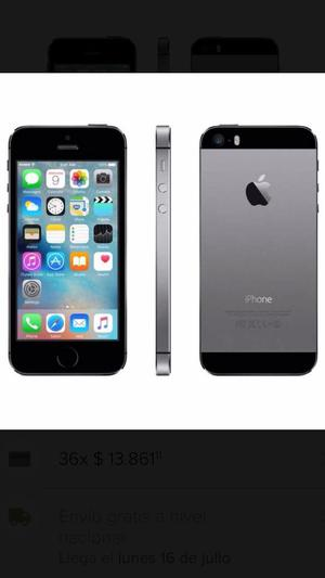 Se Vende iPhone 5 16 gb