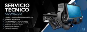 Servicio tecnico portatil pc internet cafe ciber reparacion