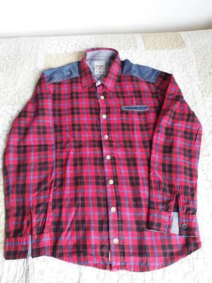 Camisa para Niño Offcorss Talla 16