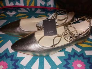 Zapatos Zara Talla 40