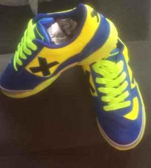 Zapatos de Micro Futbol Nacionales