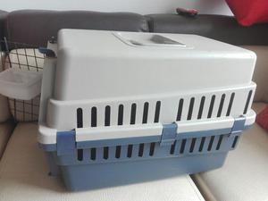 Guacal para Transporte de Mascotas