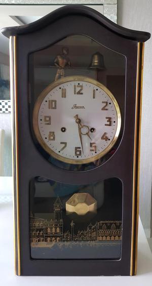 Reloj campanero San Marcos marca Jawaco Original