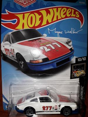 Carro Hot Wheels '71 Porsche 911