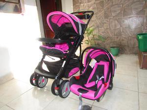 Coche de bebe silla de carro