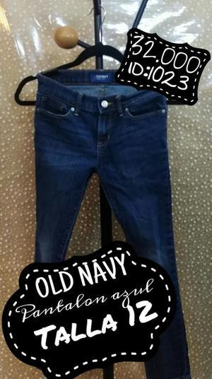 Pantalon Old Navy Niña casi Nuevo