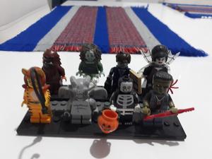 Se Venden Mini Figuras de Lego Serie 6