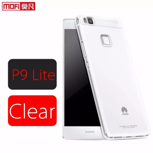 Vidrio Templado / Funda Ultradelgada Huawei P9 Lite