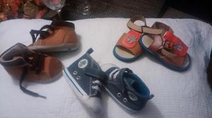 Zapatos bebes niña y niño