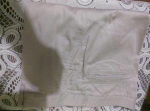 Pantalon en Dril
