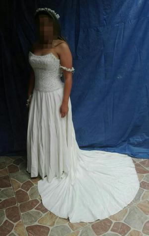Se Vende Vestido de Matrimonio,novia